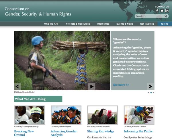 CGSHR Homepage